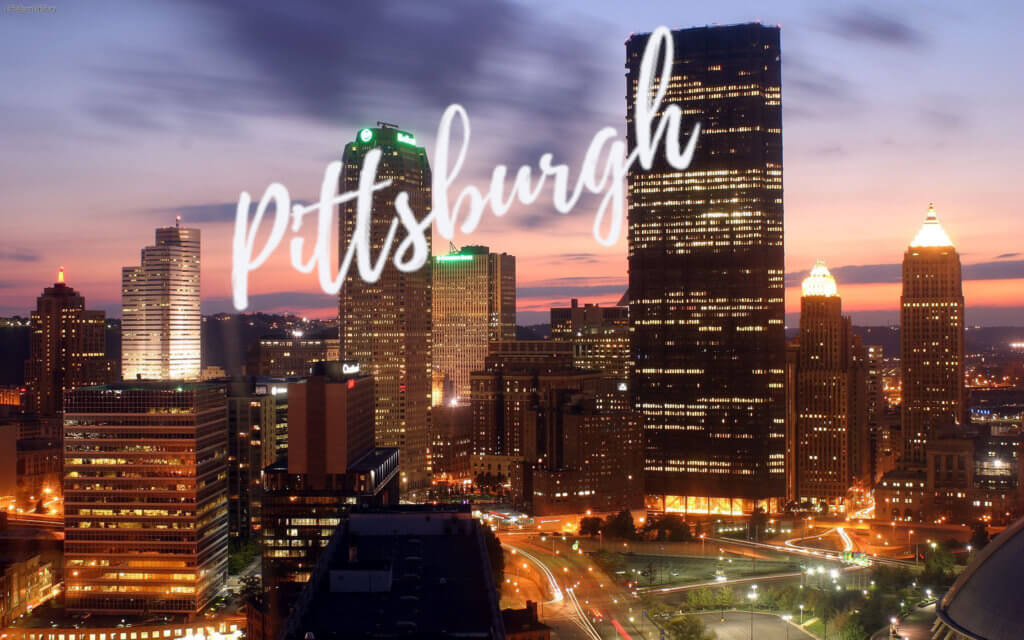 SSL Duck and Pittsburgh Connection downtown, resume writer